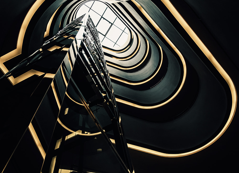 Photograph Elevator by Falk Friederichs on 500px