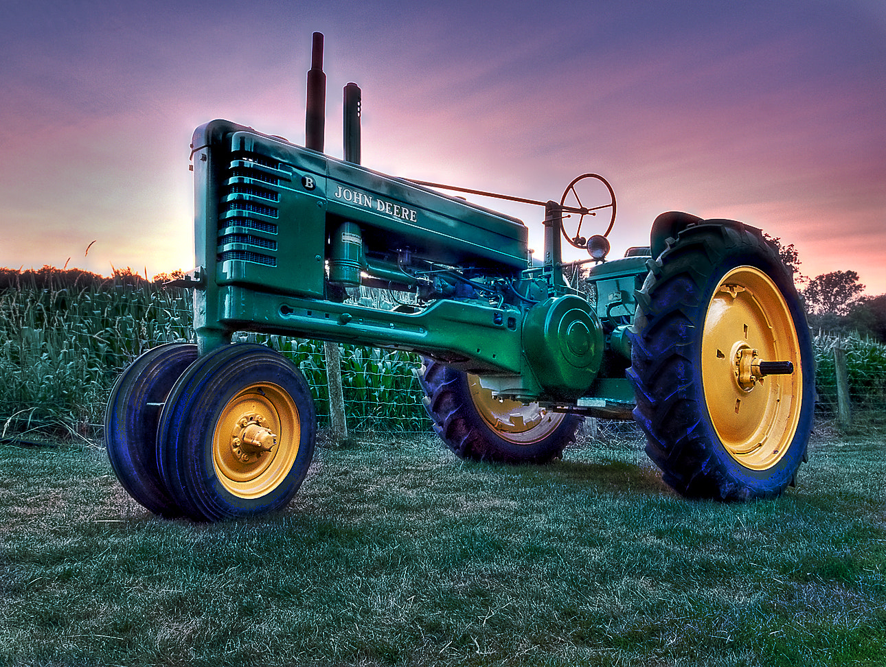 Photograph John Deere by Kevin Pepper on 500px