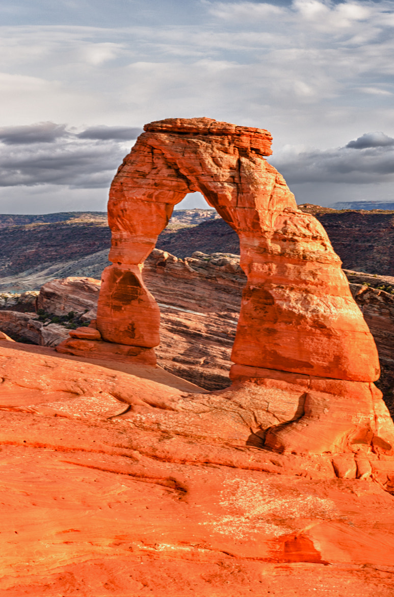 Photograph Delicate Arch by Gordon Banks on 500px