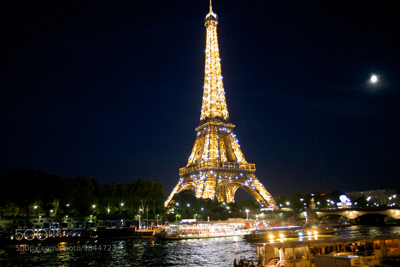 Photograph Le Tour Eiffel by Jim Ranes on 500px