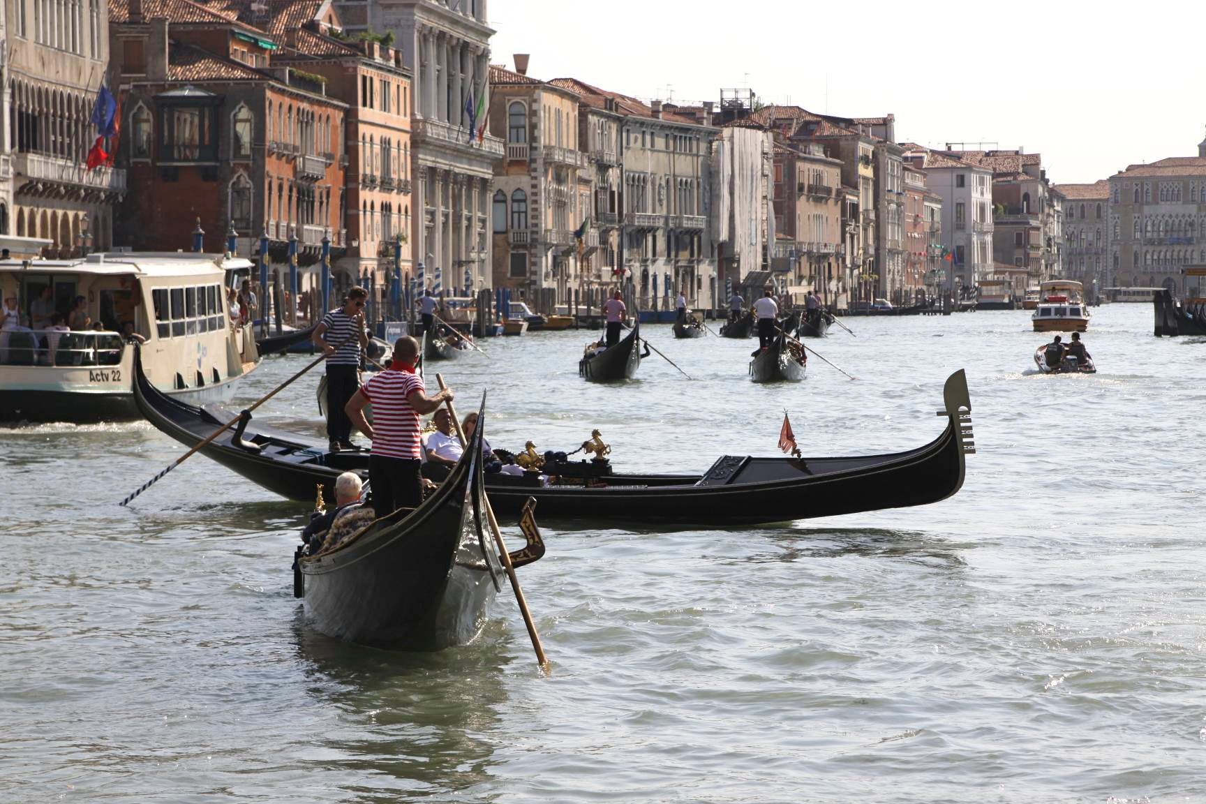 Photograph The Grand Canal, Venice, Italy by Jim Ranes on 500px