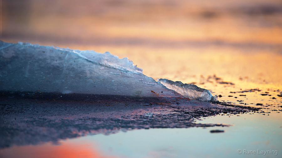 Fargerik is på vann