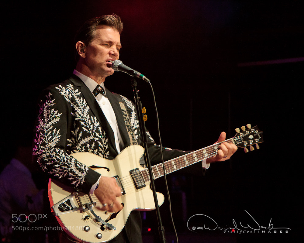 Photograph Chris Isaak by Daniel Work on 500px