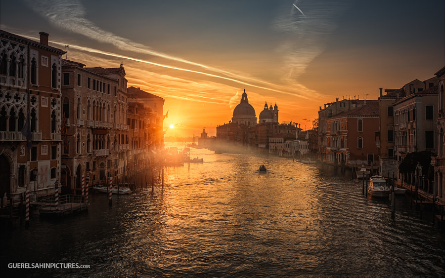most beautiful cities in the world -Towards the Sun by guerel sahin on 500px.com