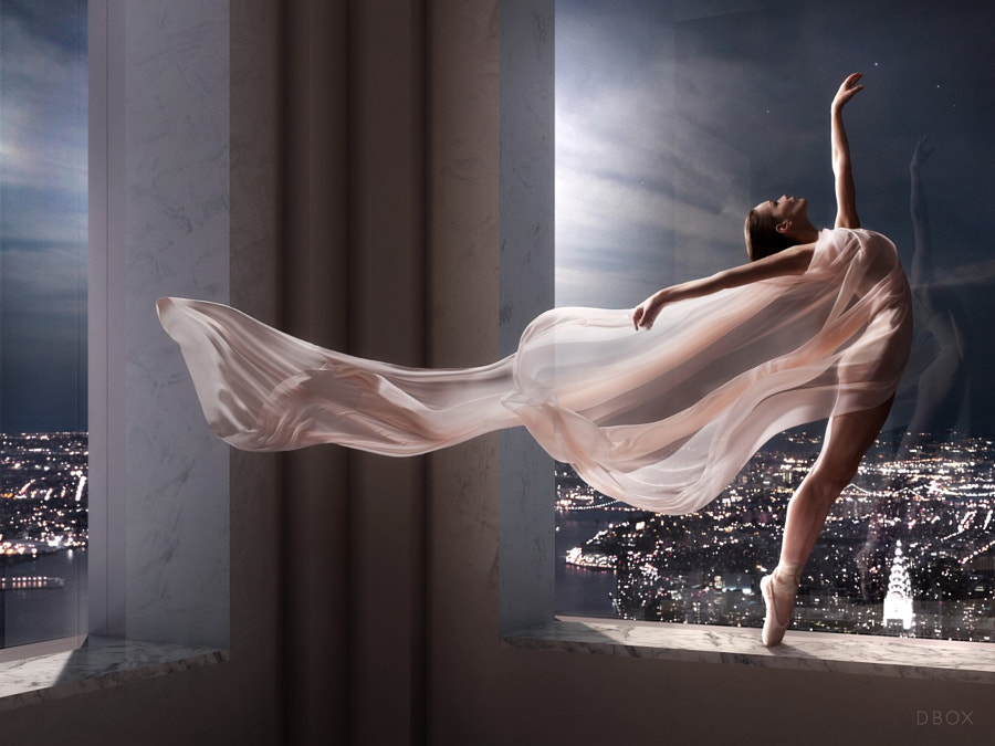 Photograph ballerina cover 432 park avenue by Vik Tory on 500px