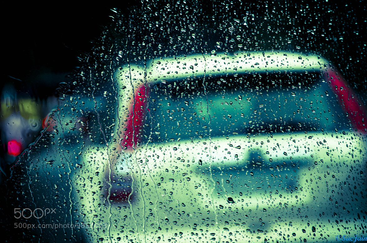 Photograph Rainy Day by Sachin Kumar Jain on 500px
