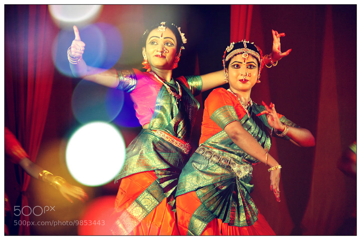 Photograph Indian Classical Dance by Pranab Ghosh on 500px