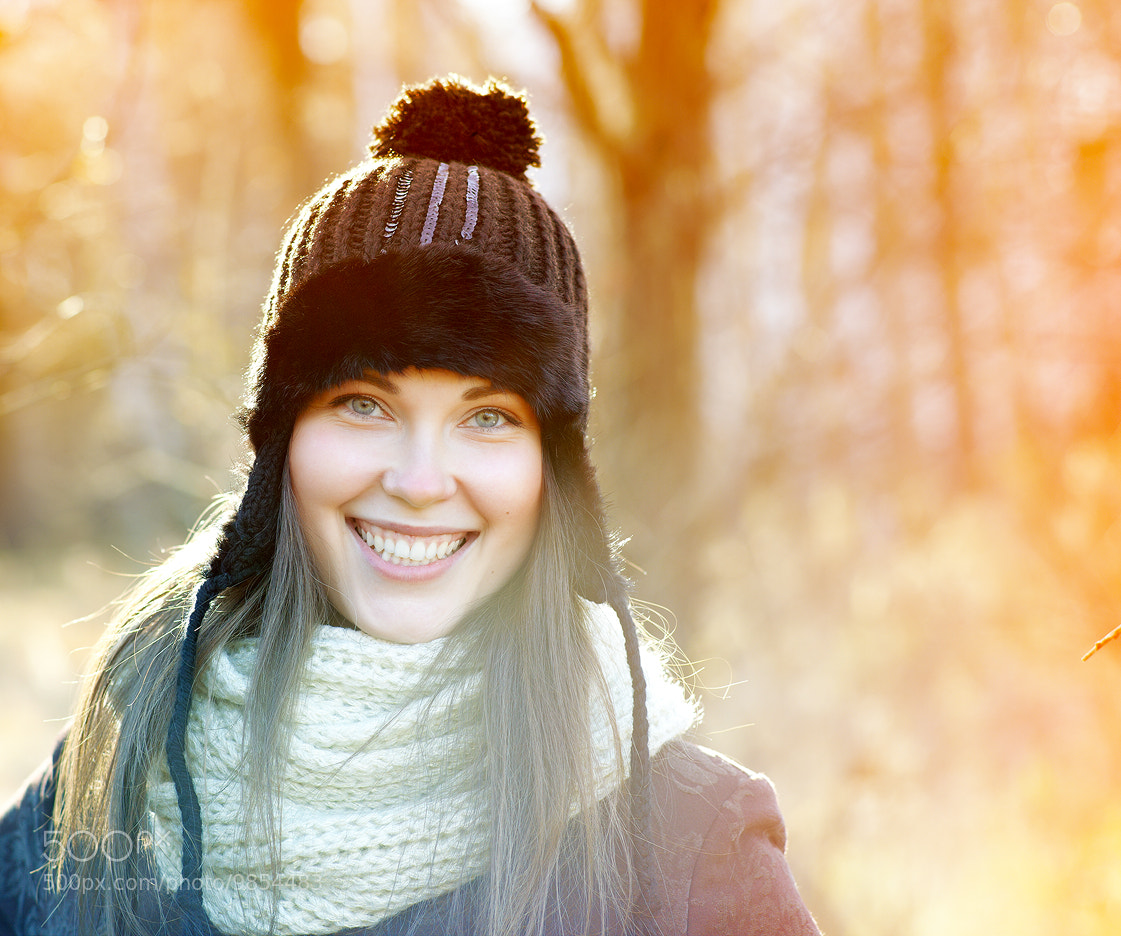 Photograph smile by Pavel Reband on 500px
