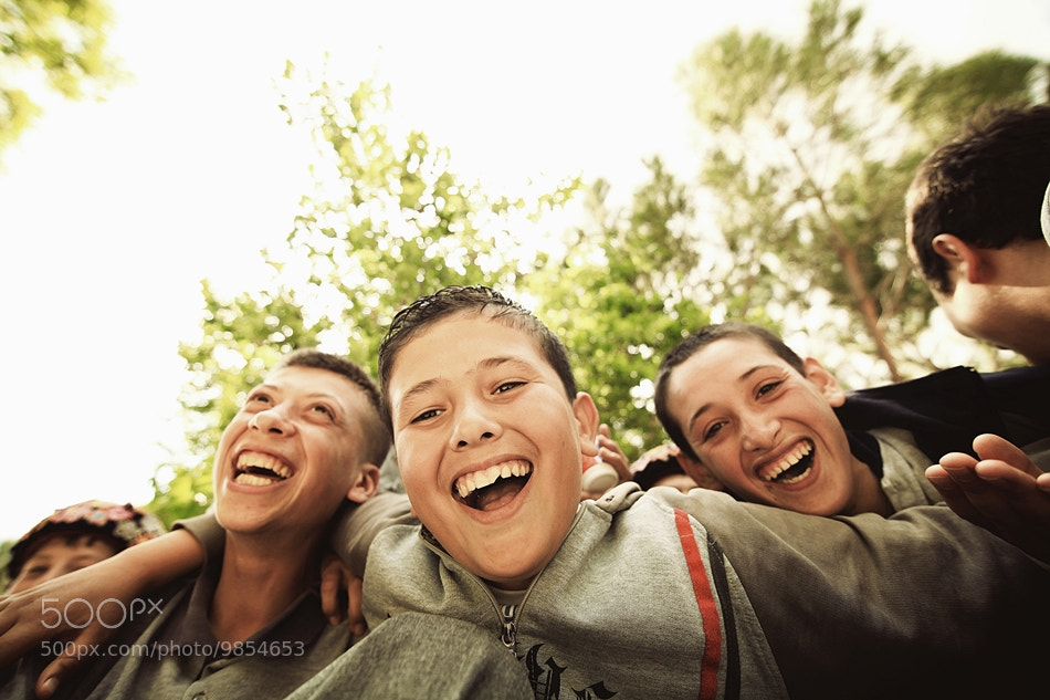 Photograph Laughter is the best medicine. :) by Arjun Kamath on 500px
