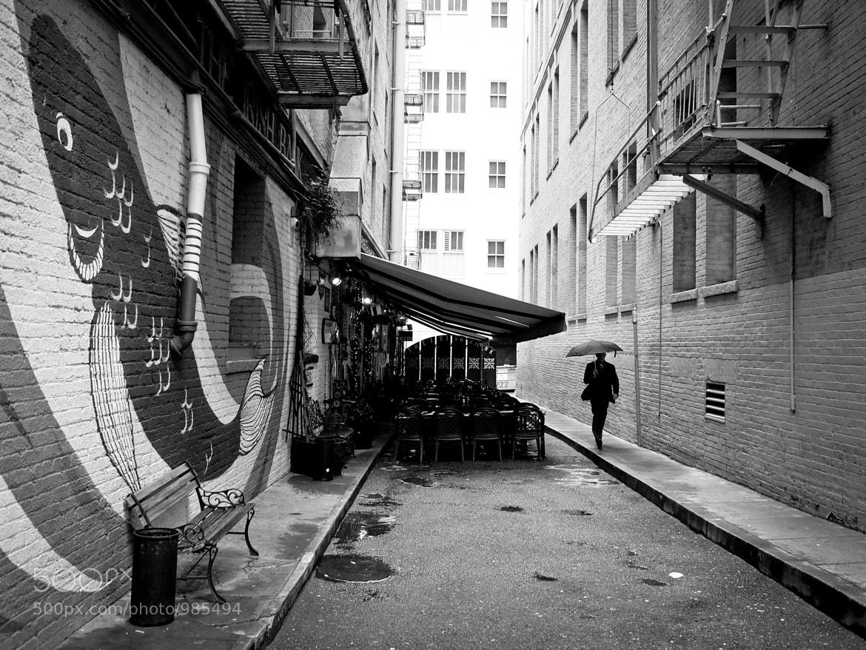 Photograph Under His Umbrella by fixelzero _ on 500px