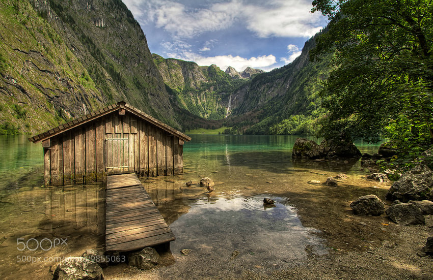 Photograph Obersee !!! by ---Jan --- on 500px