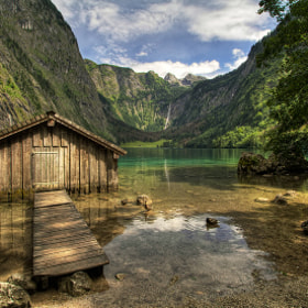 Obersee !!! by ---Jan --- (Jan77)) on 500px.com