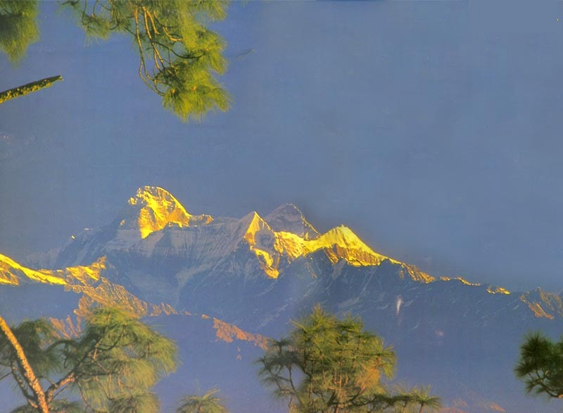 Photograph Sunset at himalayas  by Sandeep  Rana on 500px