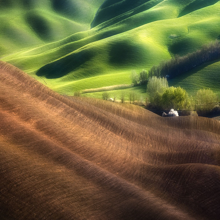 Photograph Under a sky of Tuscany... by Boguslaw Strempel on 500px