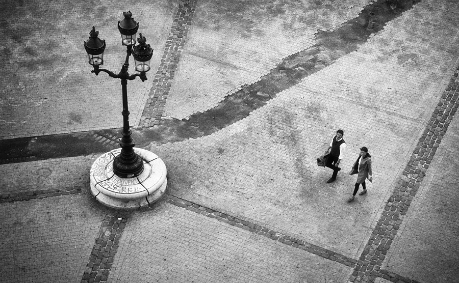 Photograph Between the lines by Magali K. on 500px