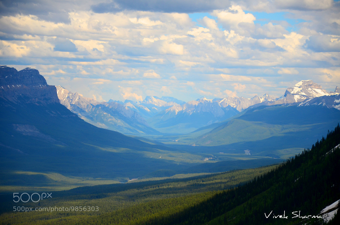 Photograph Banff Valley by Vivek Sharma on 500px