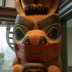 Totem's Face