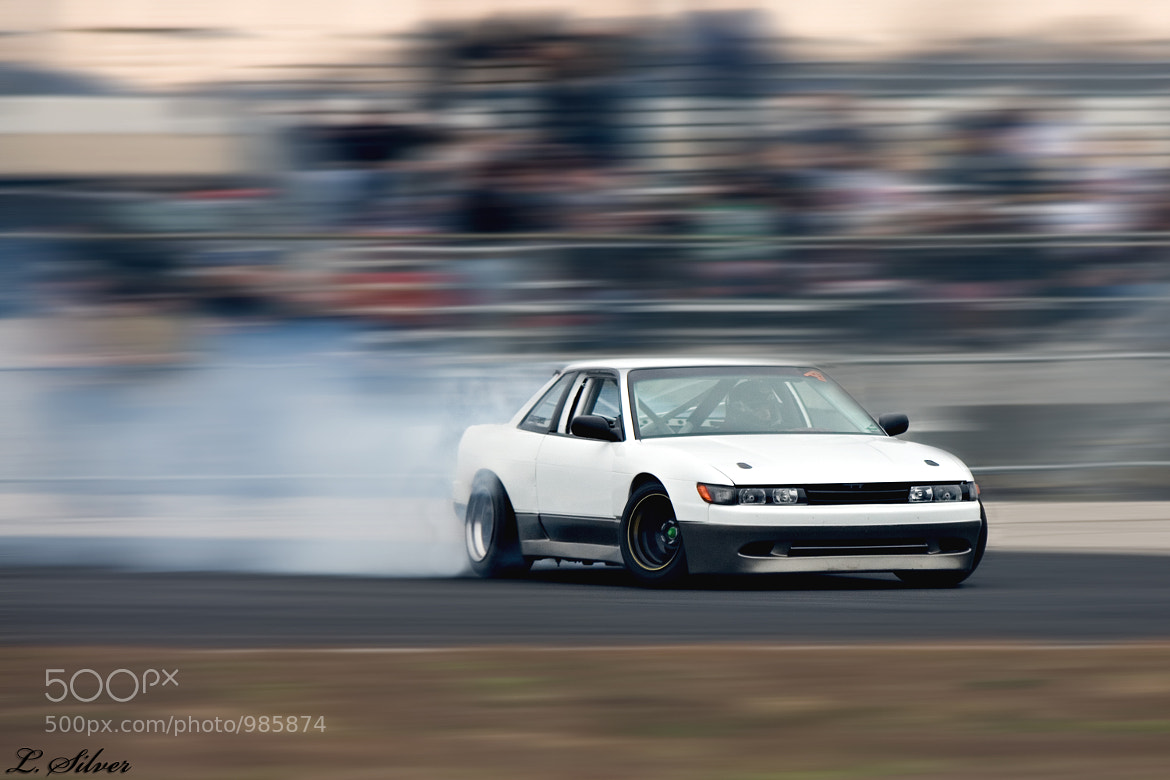 Photograph LS2-powered S13 Coupe by Lenny Silver on 500px