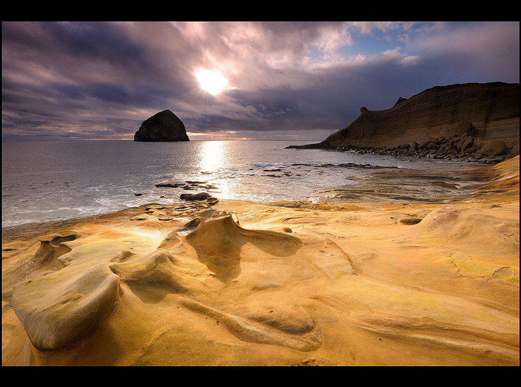 Photograph Waves of Sandstone... by Andrew Kumler on 500px