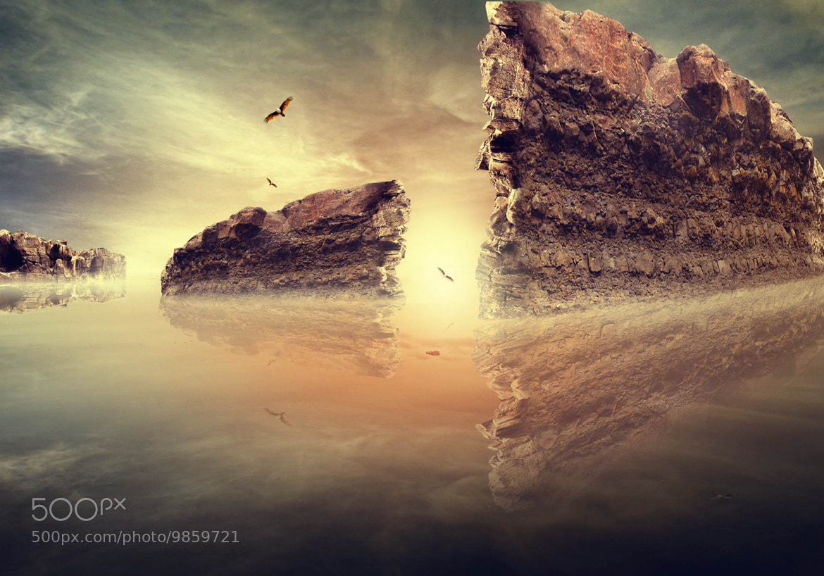 Photograph :: The rock... by Mas Heri on 500px