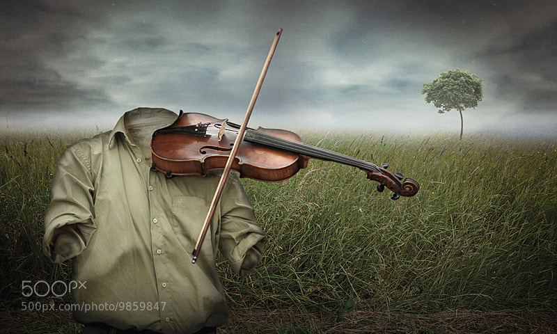 Photograph just music by coleopter ! on 500px