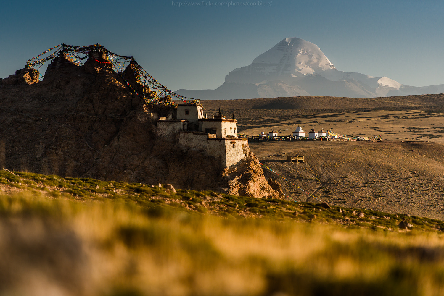 Photograph Mt. Kailash by Coolbiere. A. on 500px