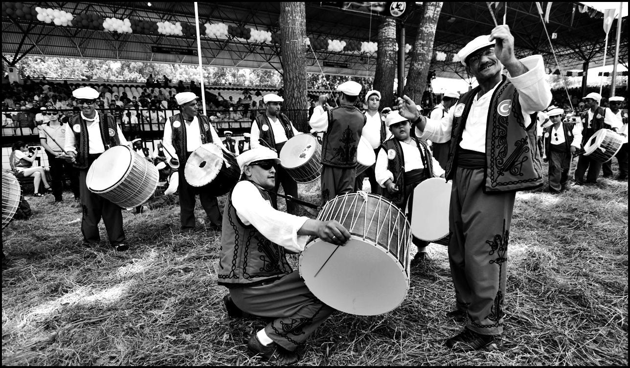 Photograph Kırkpınar and orkestra. by Özcan Çeltikli on 500px