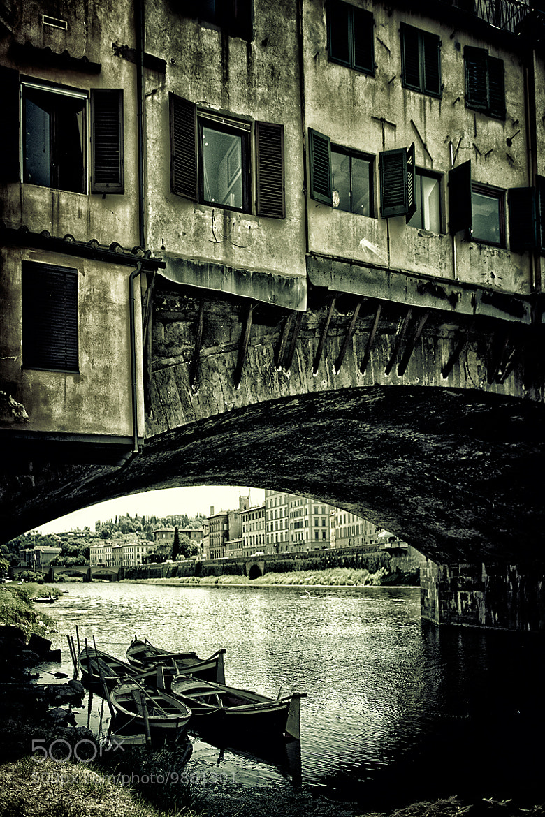 Photograph Ponte Vecchio by Marc Vreenegoor on 500px