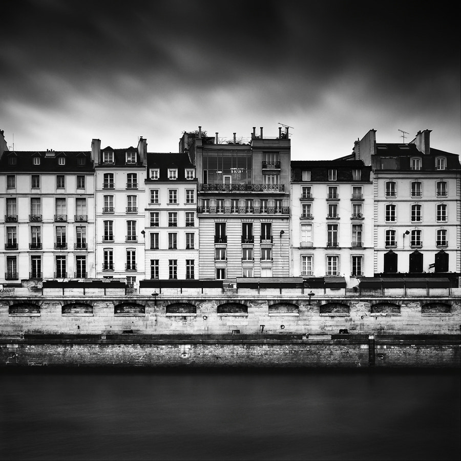 Photograph Paris squared by Xavier BEAUDOUX on 500px