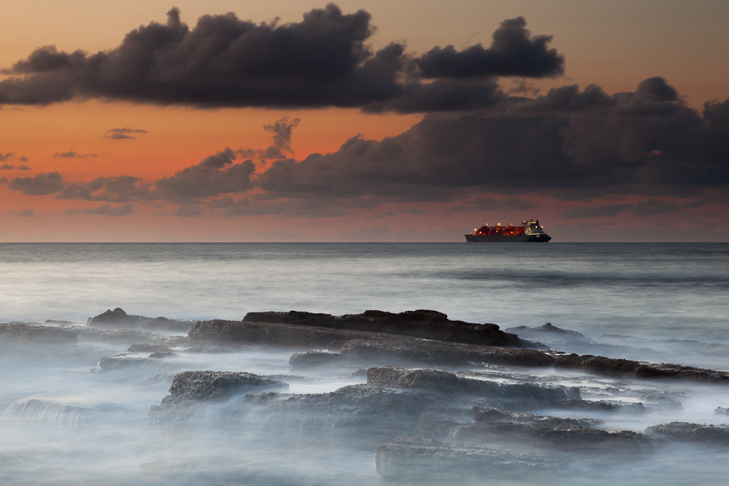 Photograph The gas boat by Andoni Lamborena on 500px