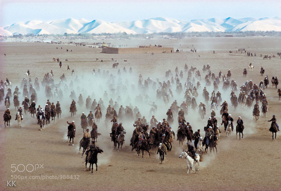 Photograph Horsemen by Kevin Kelly on 500px