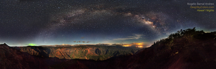 Photograph Over the canyon by Rogelio Bernal Andreo on 500px