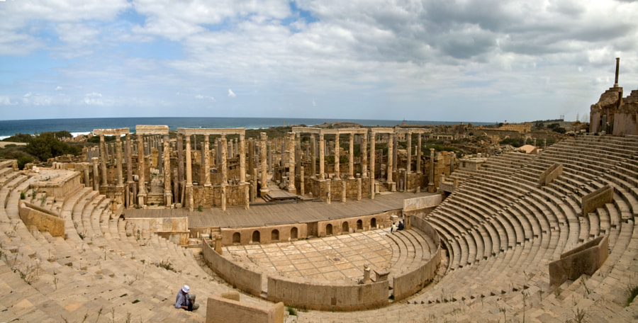 Photograph LEPTIS MAGNA 7 by Jaume Millan on 500px