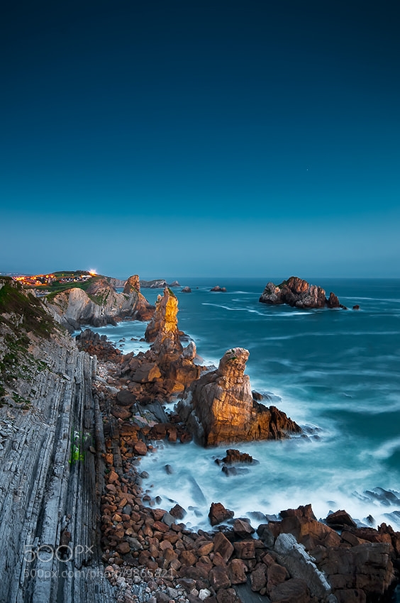 Photograph Costa quebrada by Sergio  Sánchez on 500px
