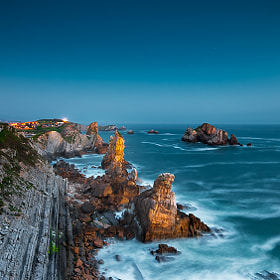 Costa quebrada by Sergio  Sánchez (Sergio09)) on 500px.com