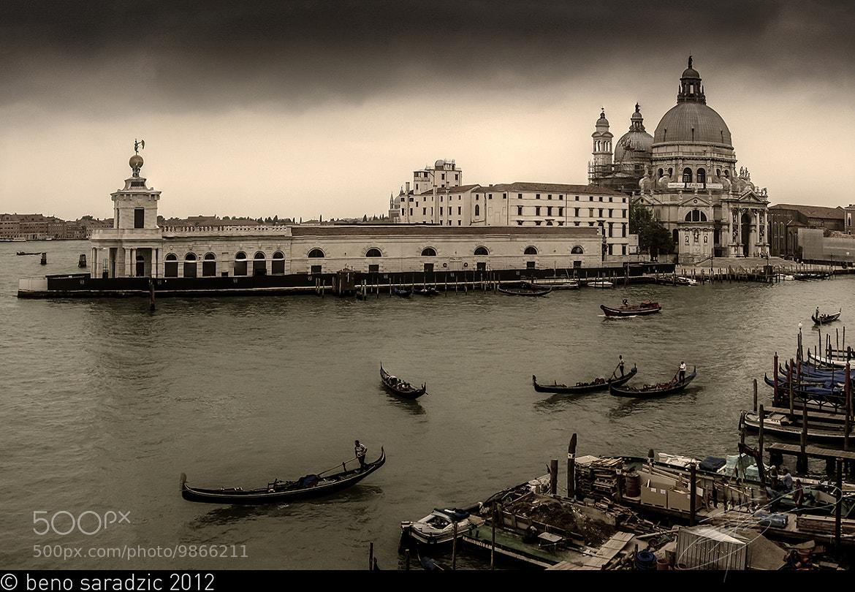 Photograph Punta della Dogana - Venezia by Beno Saradzic on 500px