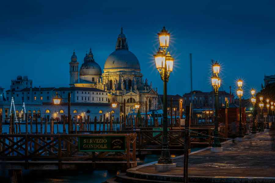 Photograph Santa Maria della Salute by Monika Pyrka-Filipiuk on 500px