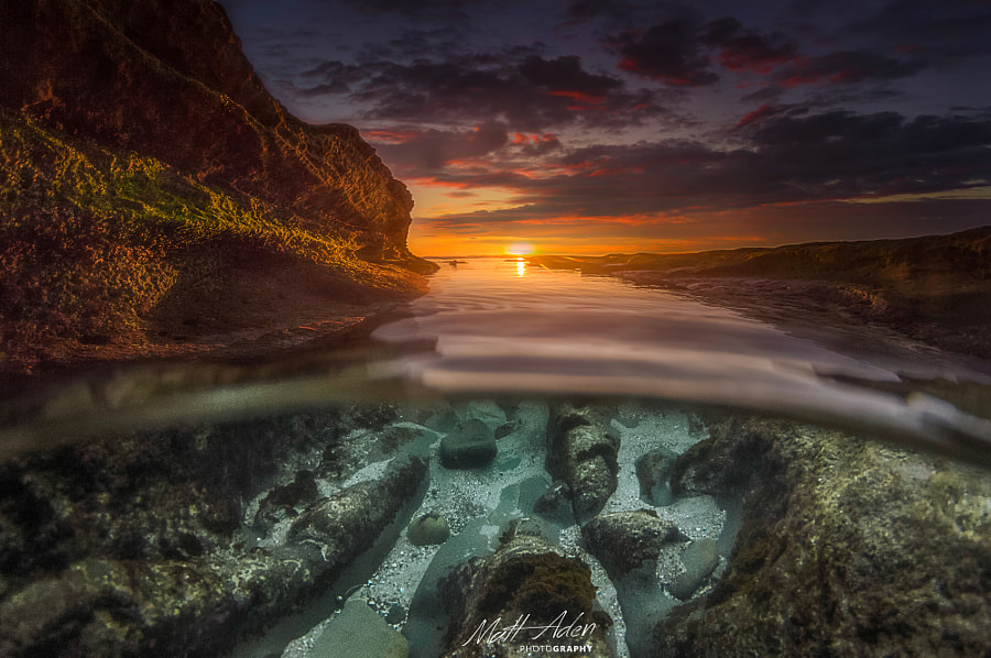 Photograph La Jolla Tide Pools by Matt Aden on 500px