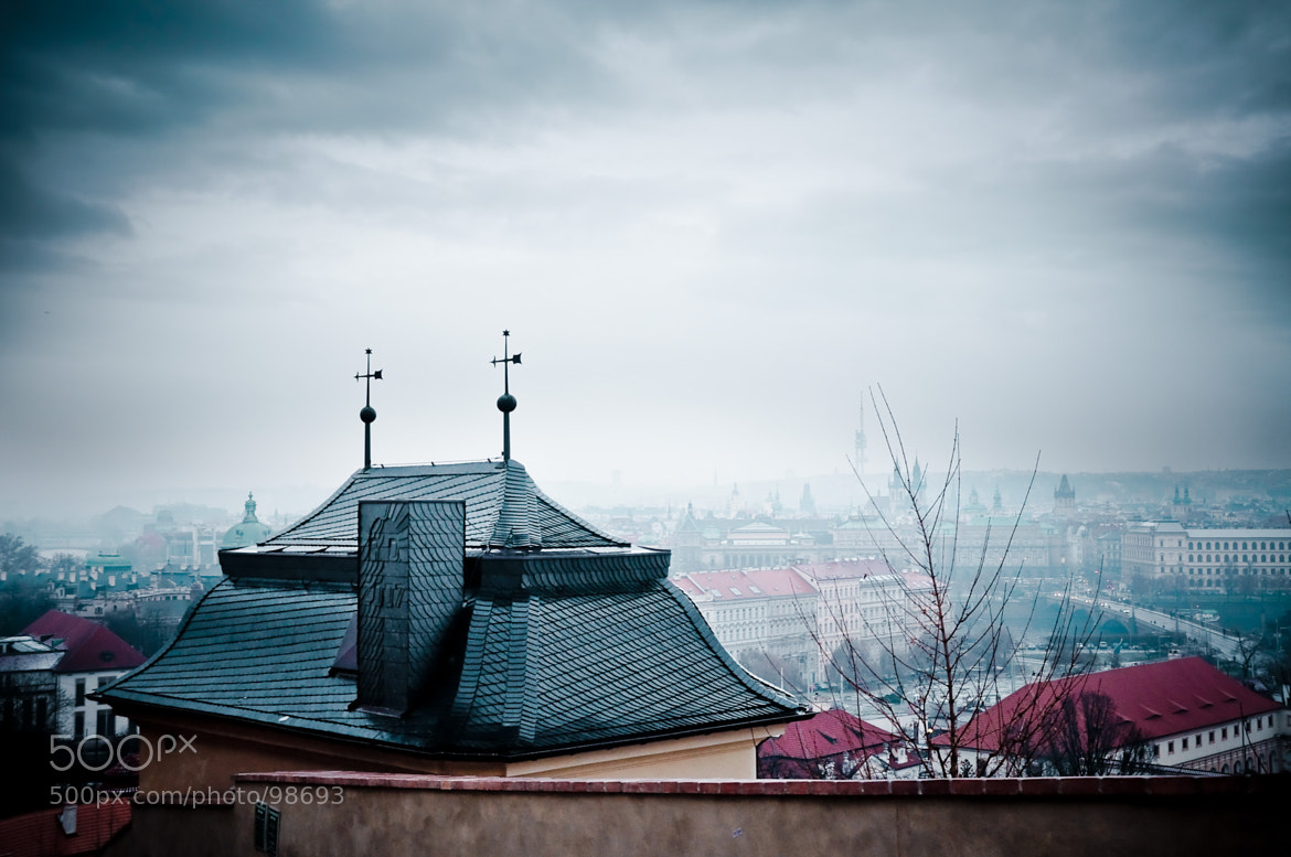 Photograph Roofs of Prague by Mike Hutch on 500px