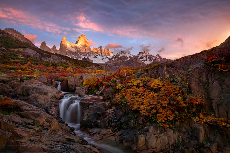 Fall Rising by Rob Lafreniere on 500px.com
