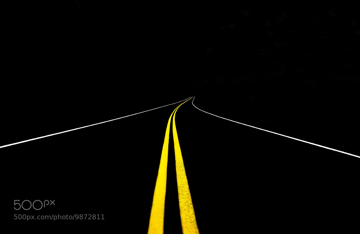 Photograph The road to nowhere II by Roland Shainidze on 500px