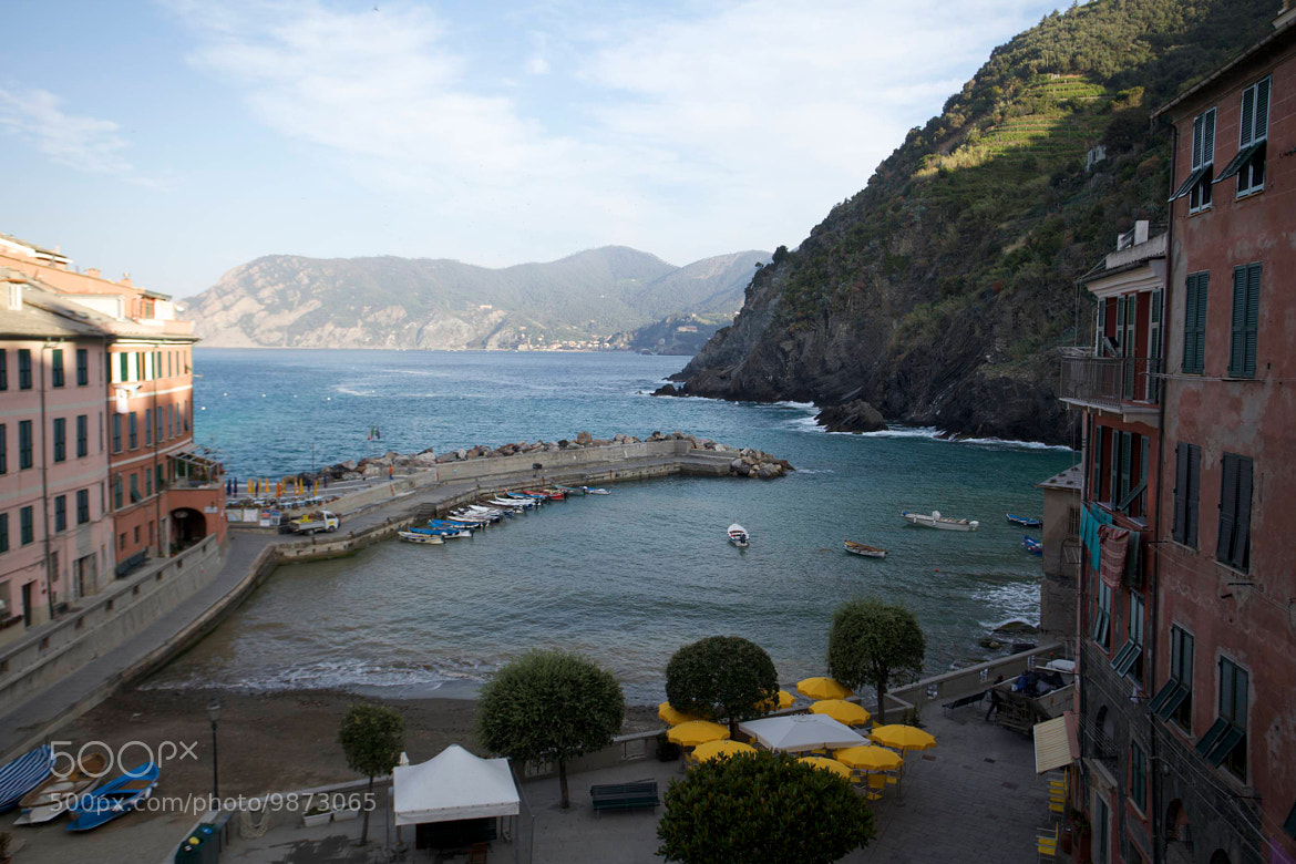 Photograph Vernazza in the morning. by Jim Ranes on 500px