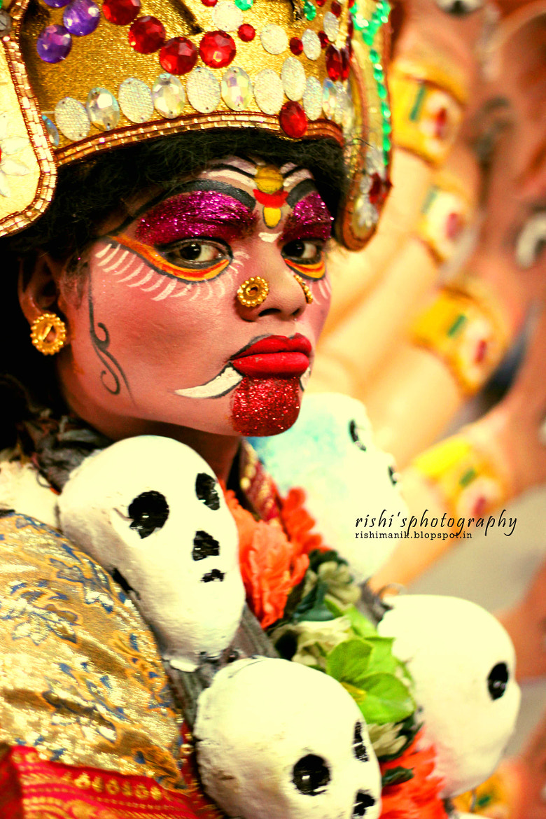 Photograph Indian Traditional Drama - 1 by Rishi Manik on 500px
