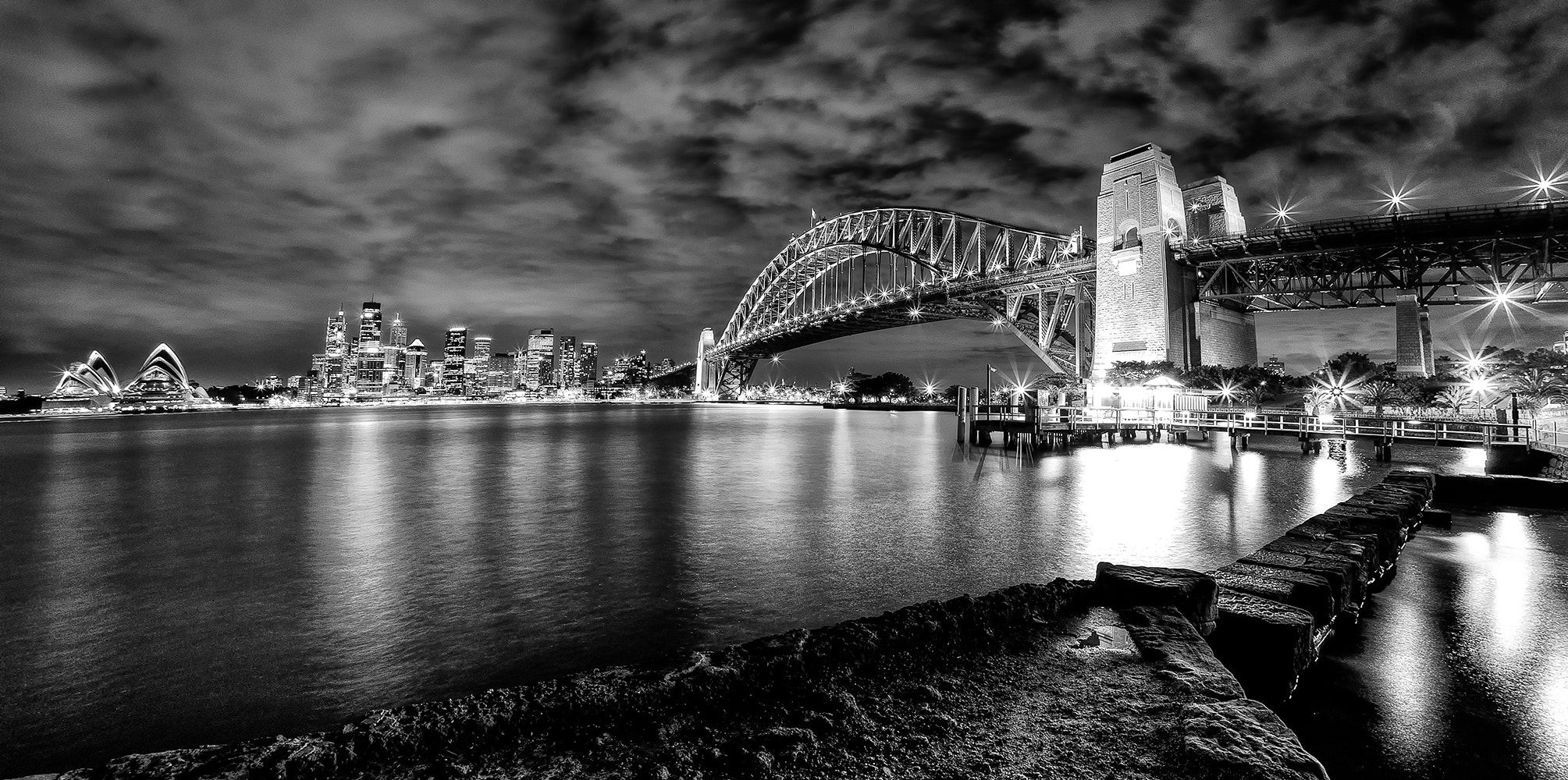 Photograph Harbour Night II by Jimmy - on 500px