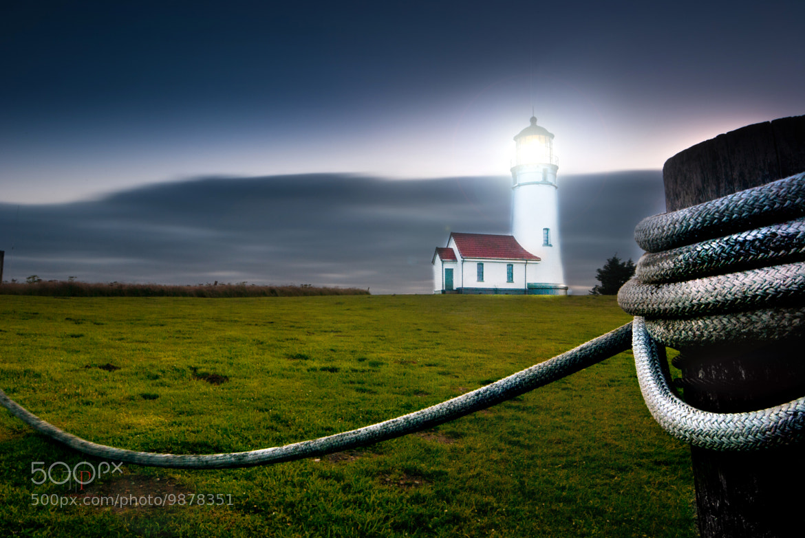 Photograph The Light Keeper by Gil Folk on 500px