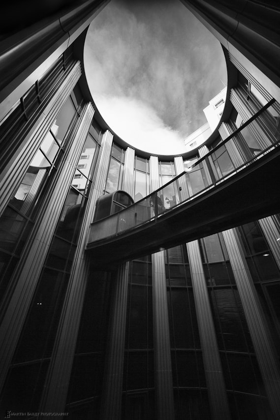 Photograph Looking up the Pipe by Martin Bailey on 500px