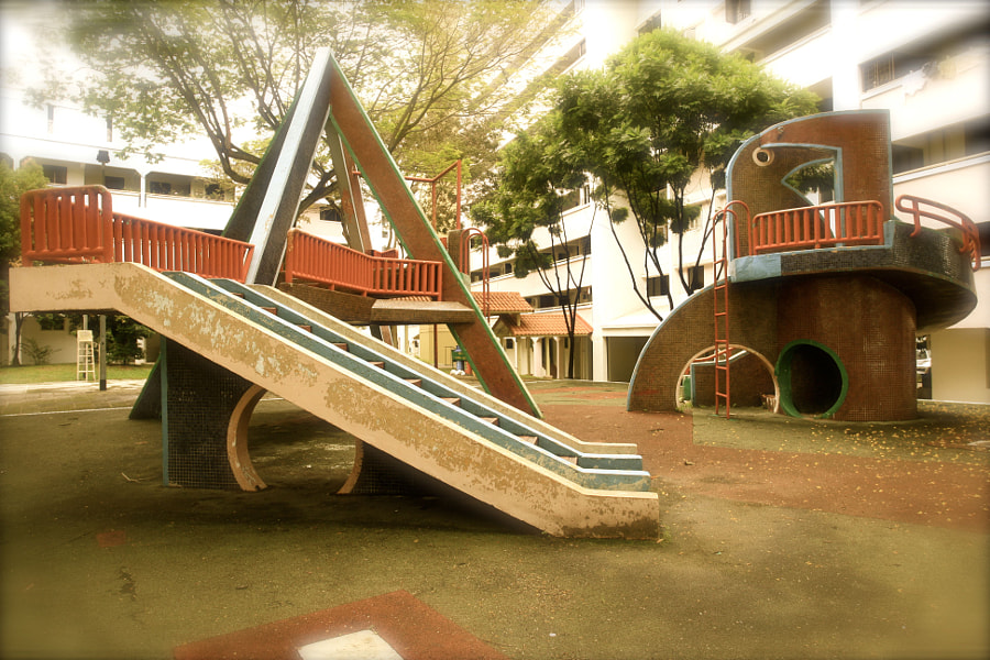My Childhood Old Playground