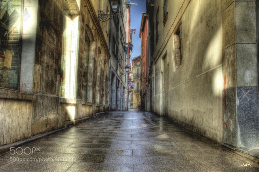 Calle Santiago (Bilbao) by Eduardo Latorre (elabil2012) on 500px.com