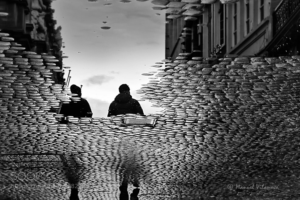 Photograph Reflejos en Brujas. by Manuel Vilanova on 500px