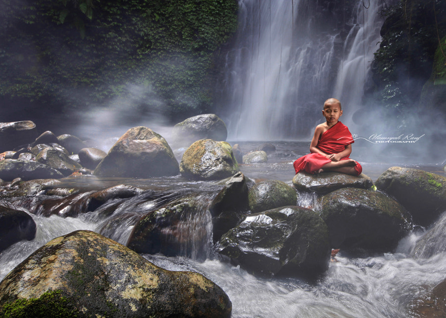 Photograph meditation on peace by Alamsyah Rauf on 500px